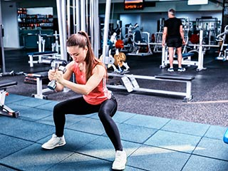 5 exercises that can help <strong>girls</strong> gain weight fast