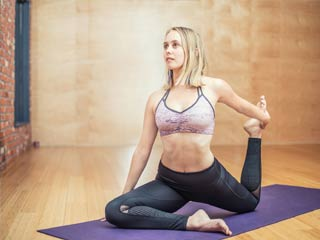 <strong>Yoga</strong> for the Summers