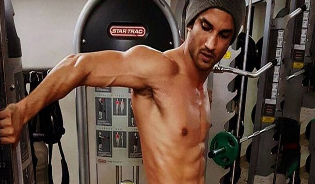 These videos of Sushant Singh Rajput are redefining fitness goals