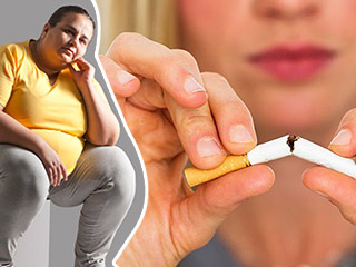 Why Do Smokers Gain Weight After Quitting?