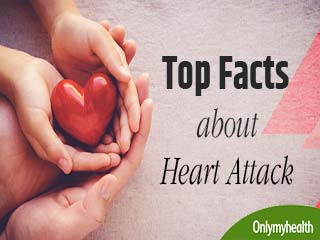 Are you aware of these facts about <strong>heart</strong> attacks?