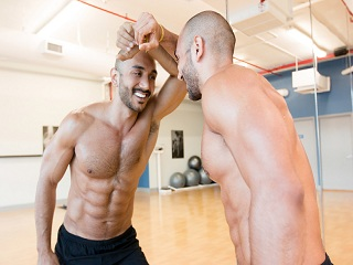 Flat <strong>Abs</strong> Exercises for Men
