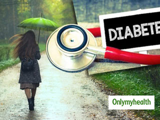 5 Tips for Diabetics to Follow this <strong>Monsoon</strong>