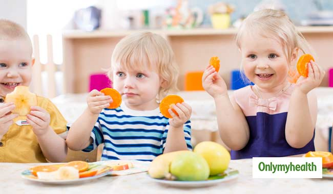 Nutritional Advice for Infants and Toddlers
