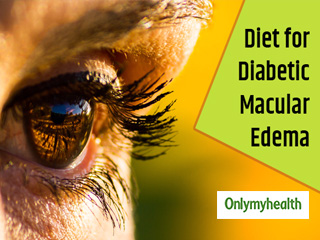Nutritional Treatment for Diabetic Macular Edema