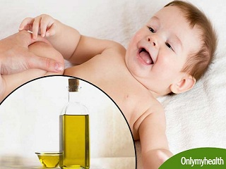 Best Baby <strong>Massage</strong> Oils you Must Have