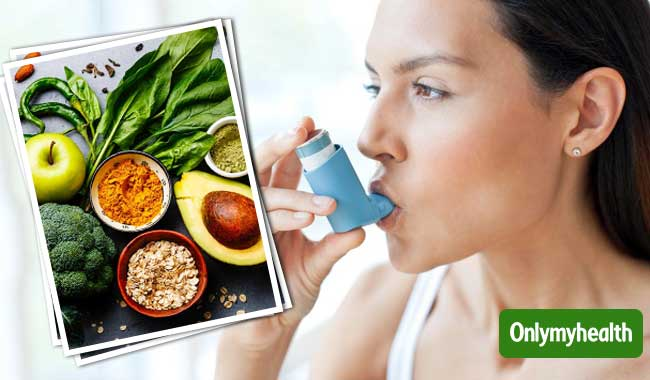 Healing Food for Asthma