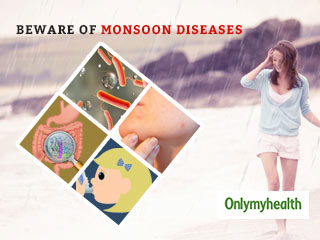 Ayurvedic Tips to Keep <strong>Monsoon</strong> <strong>Diseases</strong> at Bay