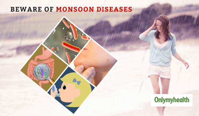 Ayurvedic Tips to Keep Monsoon Diseases at Bay