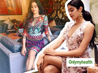 Take Cues from Jhanvi Kapoor on How to Look Chic this <strong>Monsoon</strong>