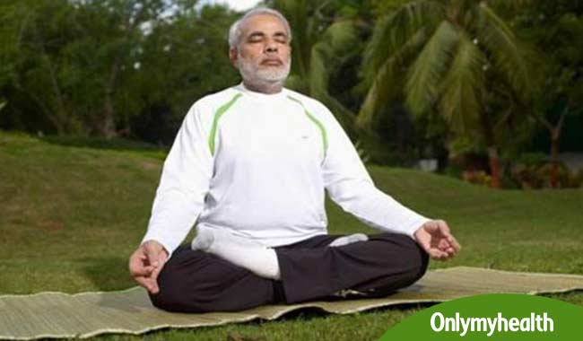 4 Yoga Asanas by our Prime Minister You Must Learn Now