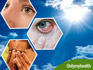Ways to Protect your Eyes in Humid Weather