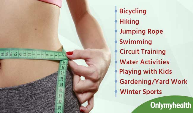 Outdoor Activities to Lose Weight