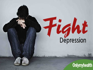 Fight Depression with your Head Held High