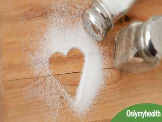 Cut Down on <strong>Salt</strong> to Protect your Heart