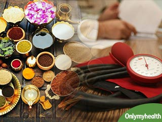 Manage your High Blood Pressure with <strong>Ayurveda</strong>