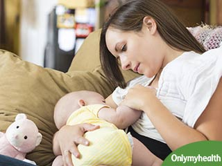 5 Reasons Babies Cry during Breastfeeding