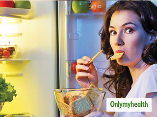 Guilty after <strong>snacking</strong>? Tips to stop binge-eating