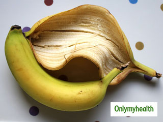 Don't throw away the <strong>banana</strong> peel: Know health <strong>benefits</strong>