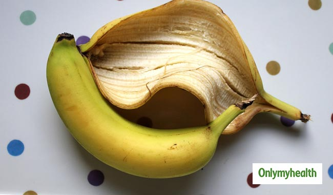 Don't throw away the banana peel: Know health benefits