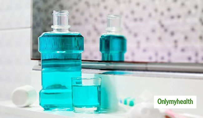 4 Ways to Make Natural Antibacterial Mouthwash