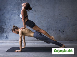 5 Partner Yoga Poses To Strengthen <strong>Your</strong> <strong>Relationship</strong>