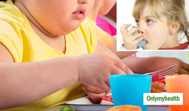 Obesity may Increase Asthma Risk in Children: Study