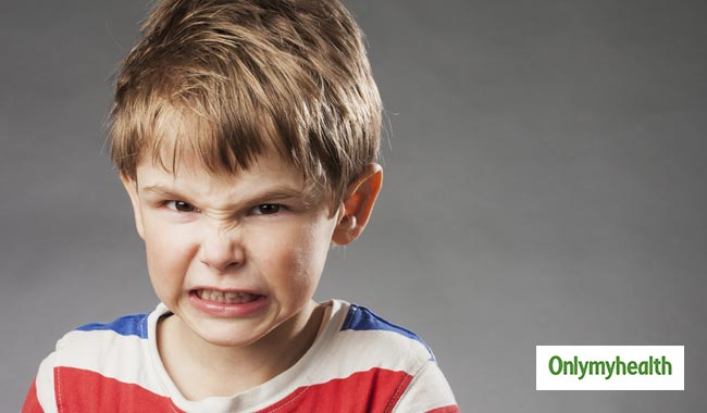 5 Ways to Deal with your Child's Anger
