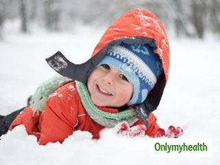 Tips to keep Children Safe during <strong>Winters</strong>