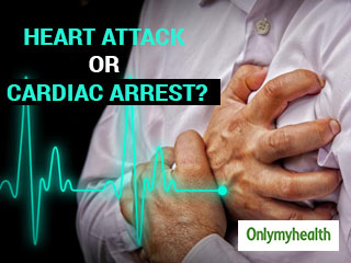 Heart attack or <strong>Cardiac</strong> <strong>arrest</strong>: Know the difference and <strong>symptoms</strong>