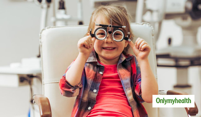 Tips to Maintain your Children's Eyesight