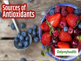 Foods rich in Antioxidants that <strong>you</strong> must eat daily