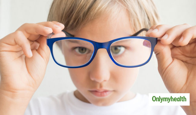 Vision problems in children: Know all possible reasons