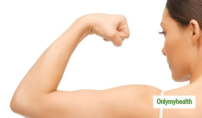 6 Arms Exercises for Women to Get Slim Arms