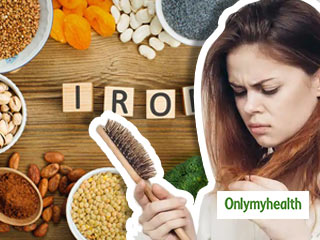 Experiencing <strong>Hair</strong> <strong>Loss</strong>? Iron Deficiency could be the culprit