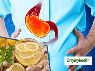 Home remedies to cure acidity