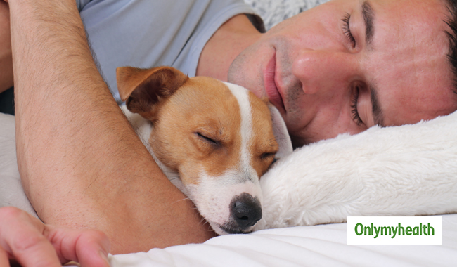 6 Benefits of Sleeping with your Dog