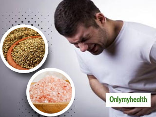 Cure Stomach Acidity with Carom Seeds and Black <strong>Salt</strong>