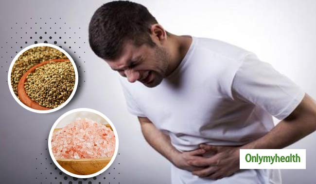 Cure Stomach Acidity with Carom Seeds and Black Salt