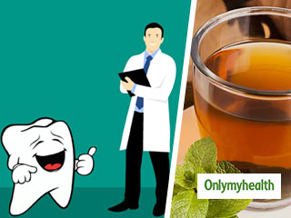 Green <strong>Tea</strong> is Good for your Oral Health