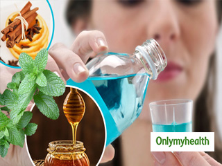 Your mouthwash can be toxic! Know how to make <strong>natural</strong> mouthwash at home