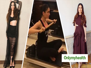 Kareena Kapoor's Post Pregnancy Weight Loss Journey will Inspire you to Hit the Gym