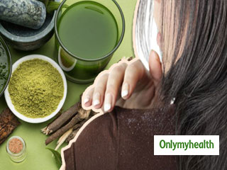 Try these Ayurvedic Remedies to <strong>Get</strong> <strong>Rid</strong> of Dandruff