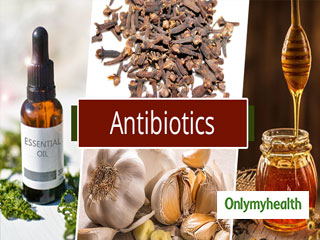 Best natural antibiotics you will find in your kitchen