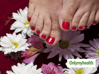 Hygiene tips for <strong>feet</strong> to make them look naturally beautiful