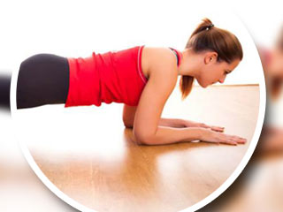 5 Variations of Plank for toned abs