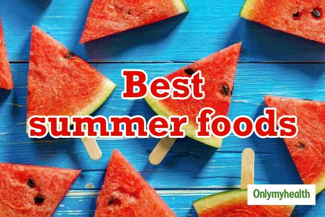 #6 Best Summer Foods to Beat the Heat