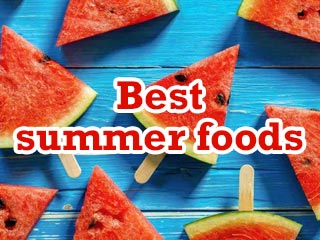 6 Best Summer Foods to Beat the Heat