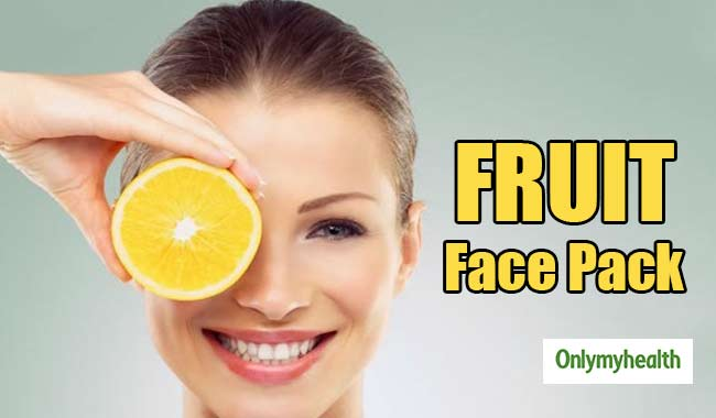 Make Your Own Fruit Face Pack for a Glowing Skin