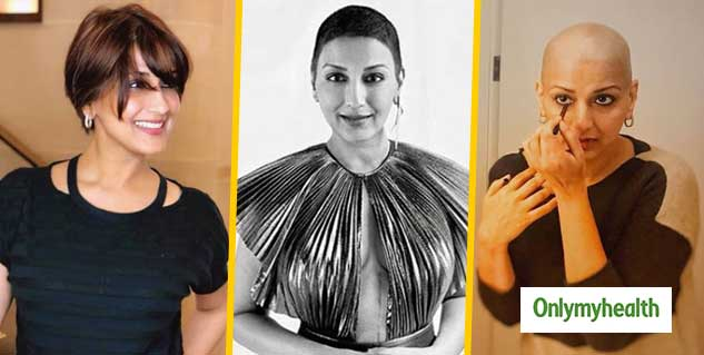 "#Sonali Bendre opens up about her battle with cancer: ""I never thought I would Die"""